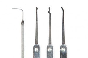 Spezialwerkzeug für Aufsperrdienste